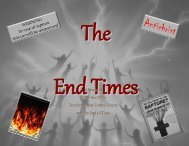 The End Times - Apologetics Press