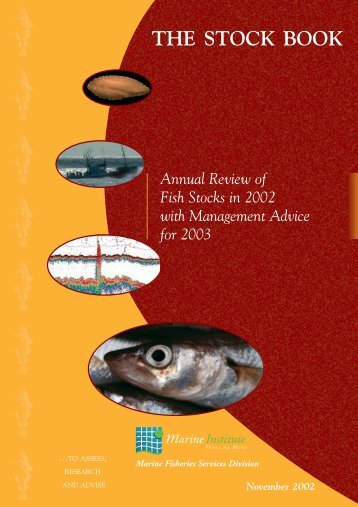 The Stock Book 2002.pdf - Marine Institute Open Access Repository