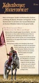Flyer - Kaltenberger Ritterturnier - Seite 2
