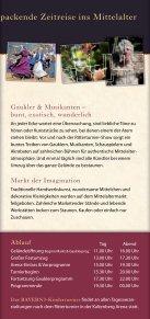 Flyer - Kaltenberger Ritterturnier - Seite 3