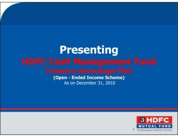 treasury and fund management pdf