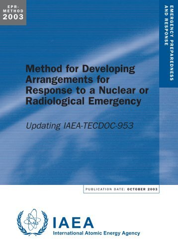 epr-method (2003) - IAEA Publications - International Atomic Energy ...