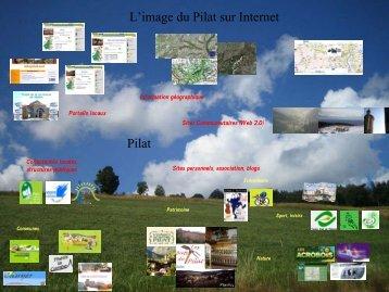 L'image du Pilat sur Internet