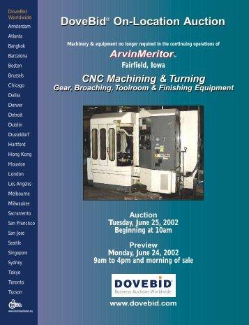 Arvin Brochure 2