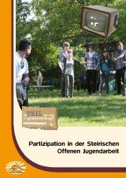 Partizipation in der Steirischen Offenen Jugendarbeit - Beteiligung.st