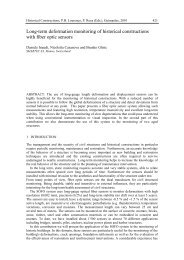 Long-term deformation monitoring of historical constructions with ...