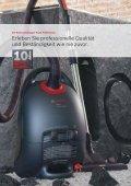 Vom Premium-Sauger bis zum Tierhaar ... - Bosch-home.com - Seite 3