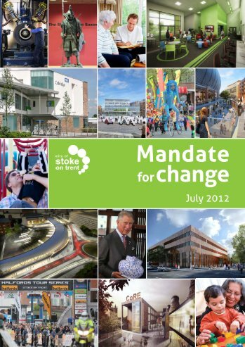 Mandate for Change - Stoke-on-Trent City Council