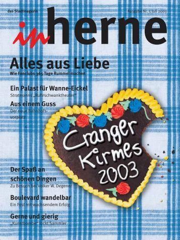 Aus Liebe - Stadt Herne