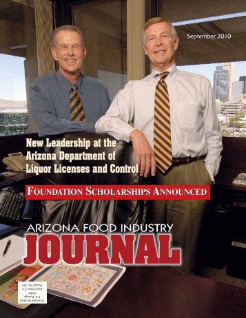 New Leadership at the Arizona Department of Liquor Licenses and ...