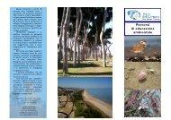 Scarica Brochure - Area Marina Protetta Torre del Cerrano