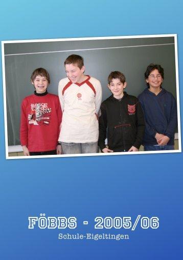 Förderung besonders begabter Schüler - Schule Eigeltingen
