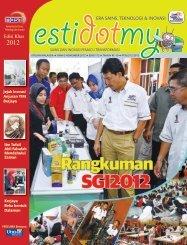 Rangkuman SGI2012 - Akademi Sains Malaysia
