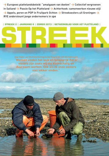 Download STREEK 2-2013 - Netwerk Platteland
