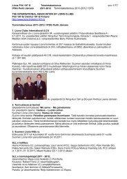 Toimintakertomus kaudelta 2011–2012 pdf-tiedostona