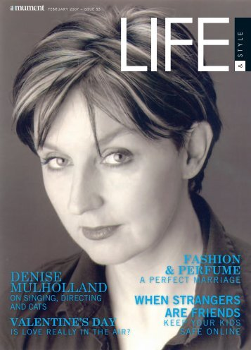 Life&Style February Issue - MaltaRightNow.com