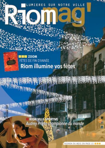 Commune de for Piscine riom