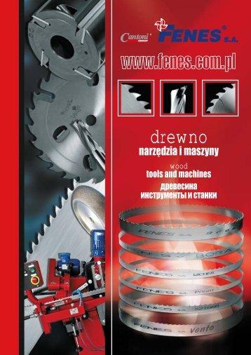 drewno - Akcesoria CNC