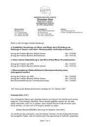 a) Zusätzliche Versalzung von Werra und Weser durch Einleitung ...