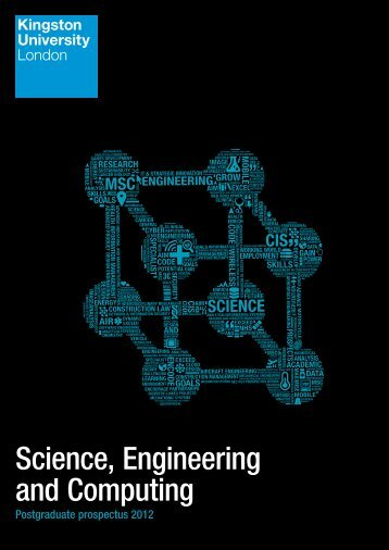 Science, Engineering and Computing - Study in the UK