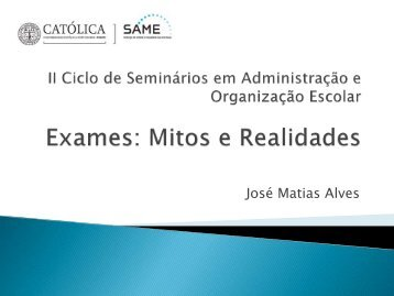 José Matias Alves