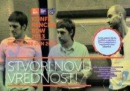 prodajna brosura DESIGN SRB - Belgrade Design Week
