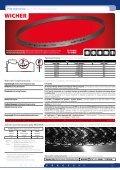 pobierz katalog Drewno - narzędzia i maszyny - Cantoni Group - Page 5