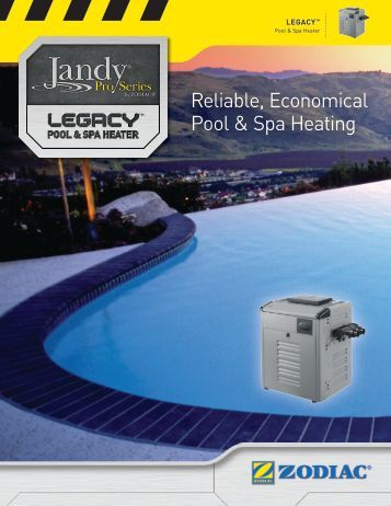 Apv 105 viron heat astral pool usa for What is the most economical heating system