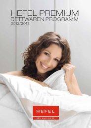 PDF | 5.5 MB - Hefel Textil AG