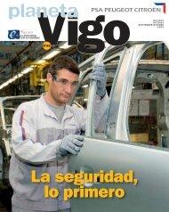 La seguridad, lo primero - PSA - Site Vigo - PSA Peugeot Citroën
