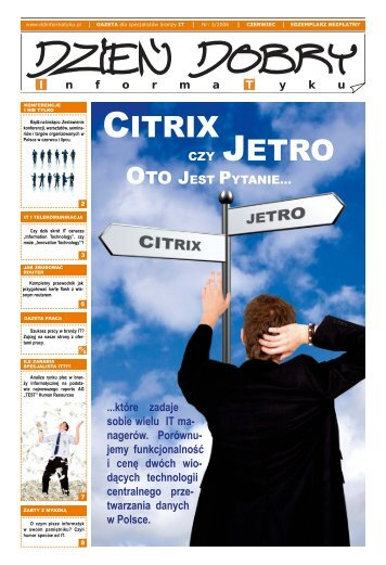 CITRIX - Dzień Dobry Informatyku