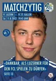 Ausgabe 3 pdf - FC Luzern