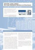 Die neuen Substation Switches MACH1000. - Seite 3