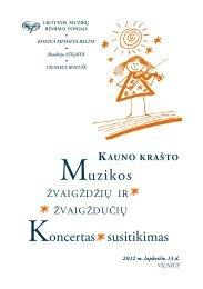 """Kauno krašto """"Muzikos žvaigždės ir žvaigždutės"""". 2012.pdf - Lmrf.lt"""