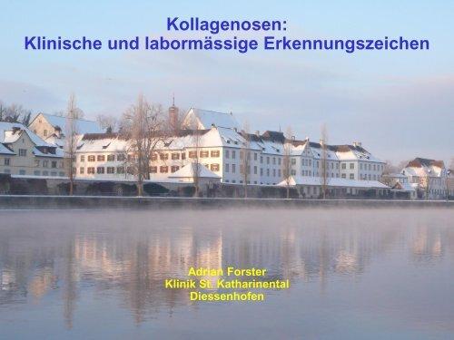 Kollagenosen - Vereinigung Zuercher Internisten