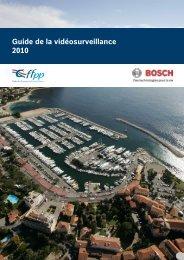 Guide de la Vidéosurveillance - Bosch - Security Systems France