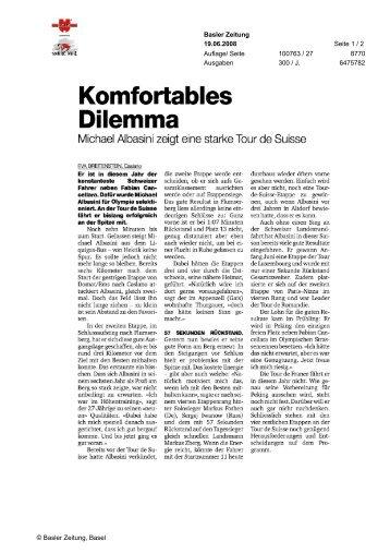 Komfortables Dilemma - Sport Live bei sportal.de