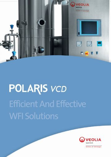 POLARIS VCD - Veolia Water Solutions & Technologies