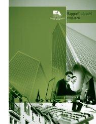 2007/2008 - Ordre des évaluateurs agréés du Québec