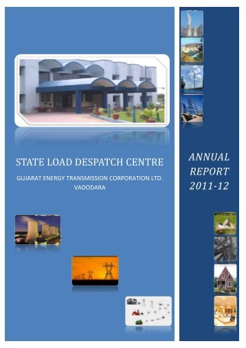 ANNUAL REPORT 2011-12 - State Load Despatch Centre (SLDC)