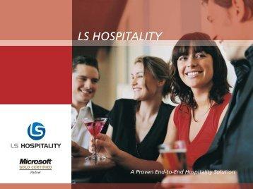 LS Hospitality brochure - RapidStart