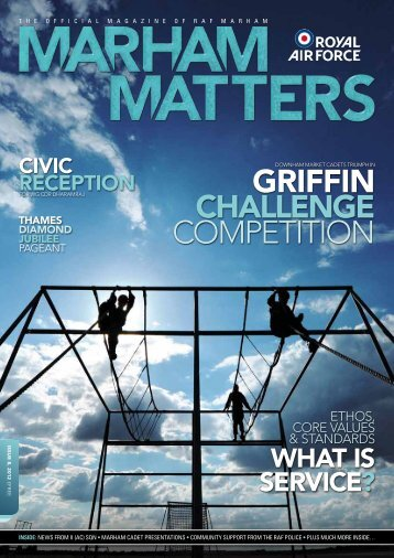 Issue 8 - Marham Matters Online
