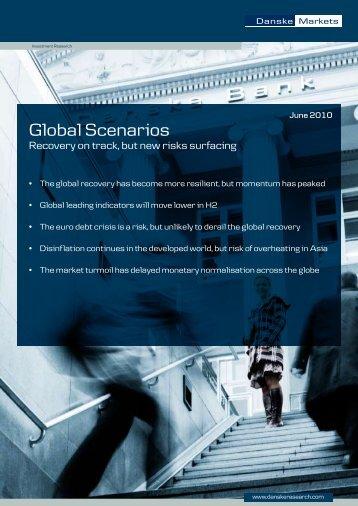 Global Scenarios - Danske Analyse - Danske Bank