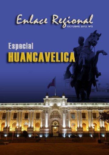 región huancavelica - Congreso de la República del Perú