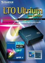 LTO Ultrium 3 WORM