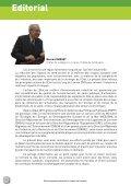 bilan 2010 - DREAL Lorraine - Ministère du Développement durable - Page 4
