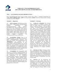 verkaufs- und lieferbedingungen der adm-gruppe (stand: 1. juni 2009)