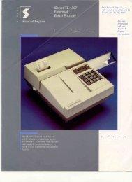 Brochure - Financial Equipment Company