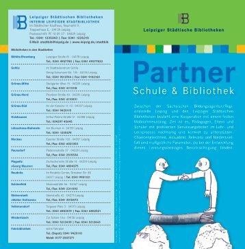 Partner, Schule und Bibliothek