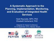 A Systematic Approach to the Planning, Implementation, Monitoring ...